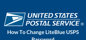 How To Change LiteBlue USPS Password